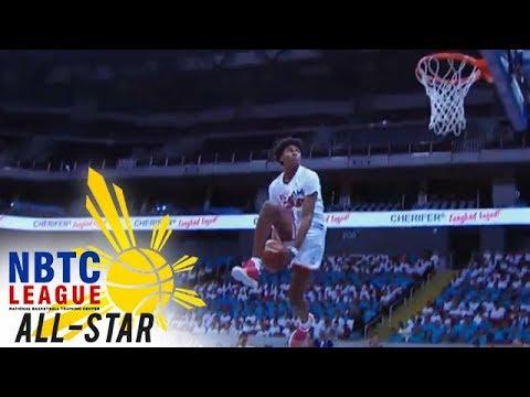NBTC All-Star Dunk Contest : Jalen Green dunk highlights