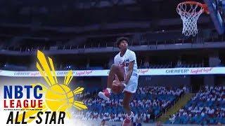 NBTC All-Star Dunk Contest : Jalen Green dunk highlights Video