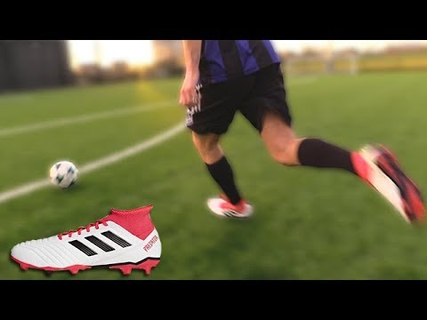 THESE BOOTS ARE NAUGHTY! - 'Predator 18.2