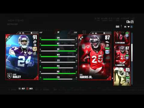 Madden 17 Ultimate Team :: Getting My 1st Legend Of Mut 17! ::-XBOX ONE Madden 17 Ultimate Team