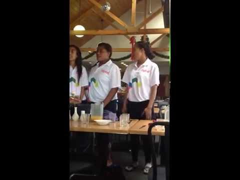 Samoa Star Search/Dad's reception