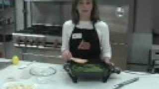 Easy Bake Tilapia & Lemon Green Beans