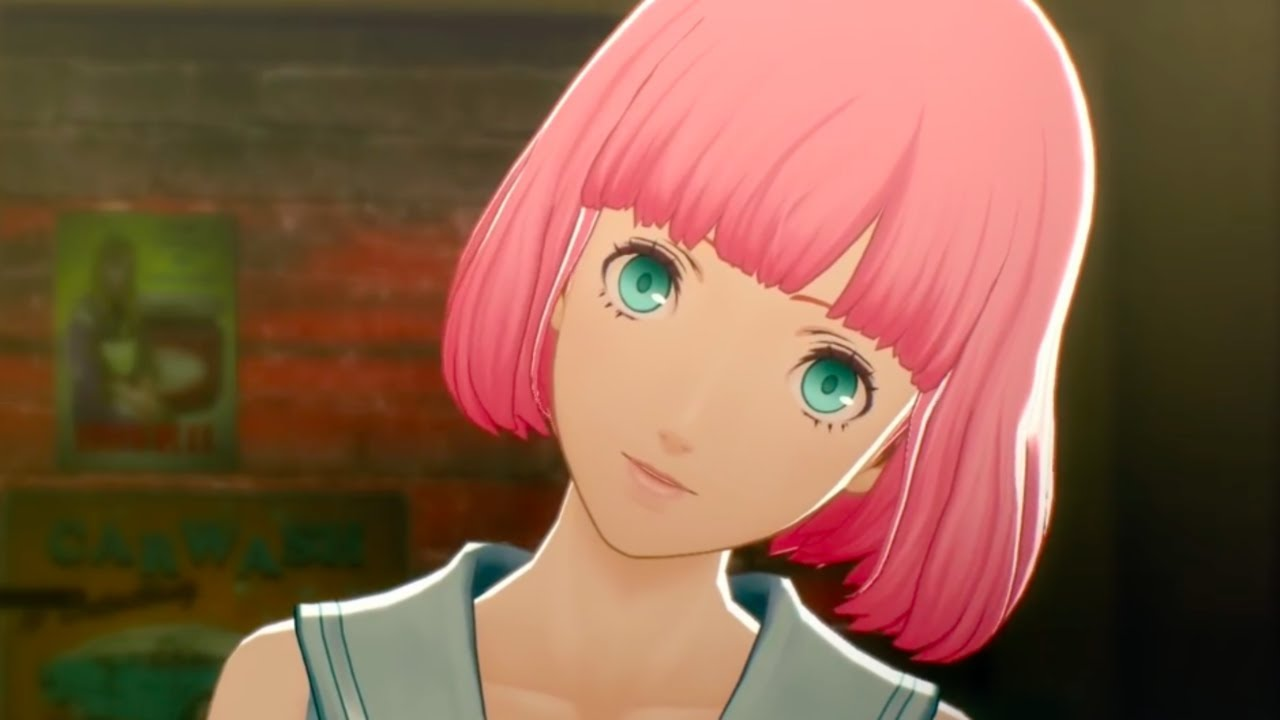 Catherine  Full Body Official Trailer  Japan    YouTube Catherine