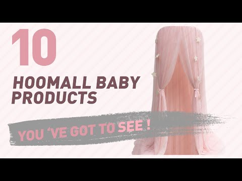 Hoomall Baby Products Video Collection // New & Popular 2017