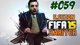 Türk Starlar Dortmunda | Fifa 15 Antrenör Kariyer | 59.Bölüm | Türkçe oynanış seri