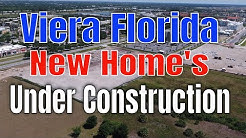 Overview of New Home Construction in Viera Florida
