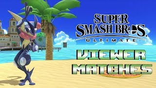 🔴 Live - Super Smash Bros. Ultimate Viewer Matches (!add to Fight Me) [13]