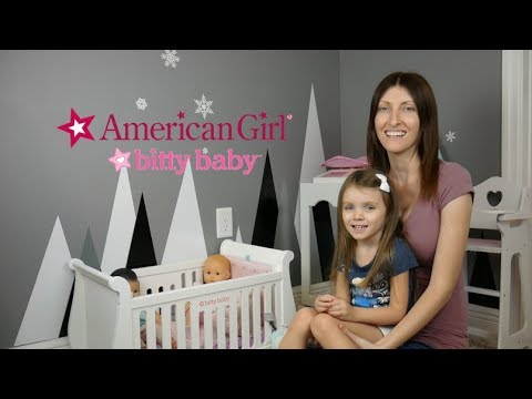 American Girl Bitty Baby Collection - Special Shout Out :)