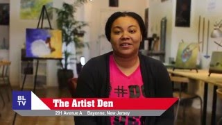 The Artist Den : Bayonne NJ
