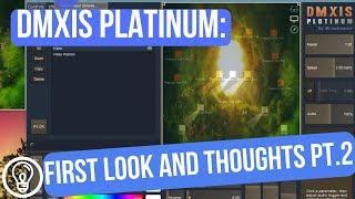 DMXIS Platinum Video -