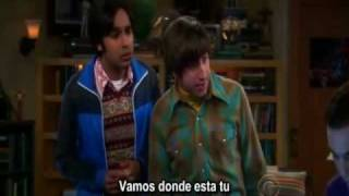 The big bang theory - sheldon's girlfriend / la novia de sheldon
