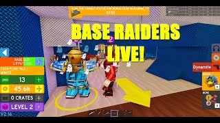 Roblox | Base Raiders | NOOB TO PRO