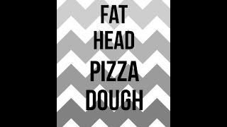 How To: Fat Head Dough | Buffalo Chicken Pizza