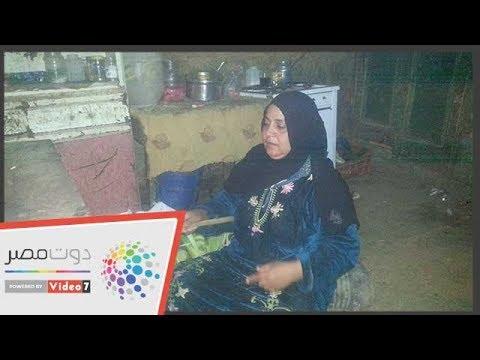 قصة كفاح.. سيدة من سوهاج تحملت مسئولية الأسرة بعد مرض الزوج