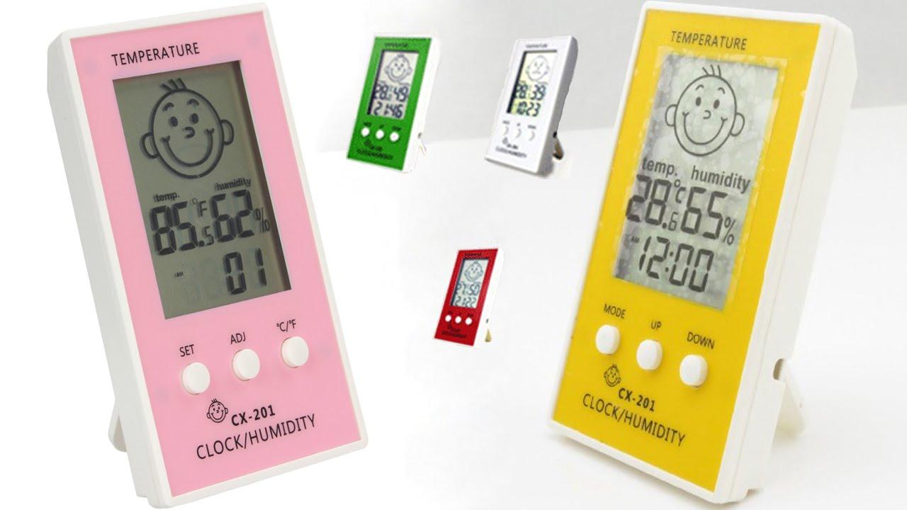 Инфракрасный градусник, бесконтактный - для детей и взрослых - YouTube