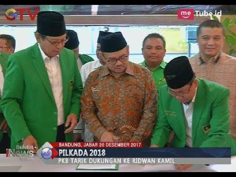 PKB Cabut Dukungan, Ridwan Kamil Terancam Batal Maju Pilgub Jabar 2018 - BIM 21/12 4