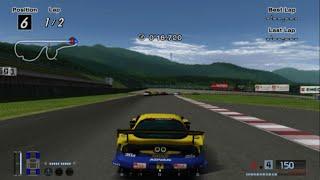 Gran Turismo 4 RE Amemiya ASPARADRINK RX7 HD Gameplay Release Date:...