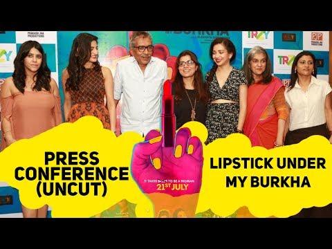 Lipstick Under My Burkha   Ekta Kapoor    Konkona Sen Sharma   Aahana Kumra   Ratna Pathak  