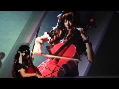 Kanon Wakeshima - Princess Charleston Live