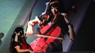 at Hyper Japan 2011, July 24th. More info in my blog: http://arihom...