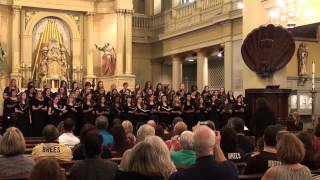 "Lorraine Hess ""The Memorare"" Voices in Unison Concert, St. Louis Cathedral"