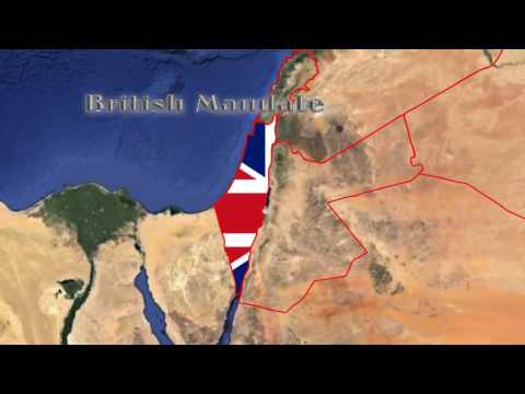 Origins of the Word Palestine