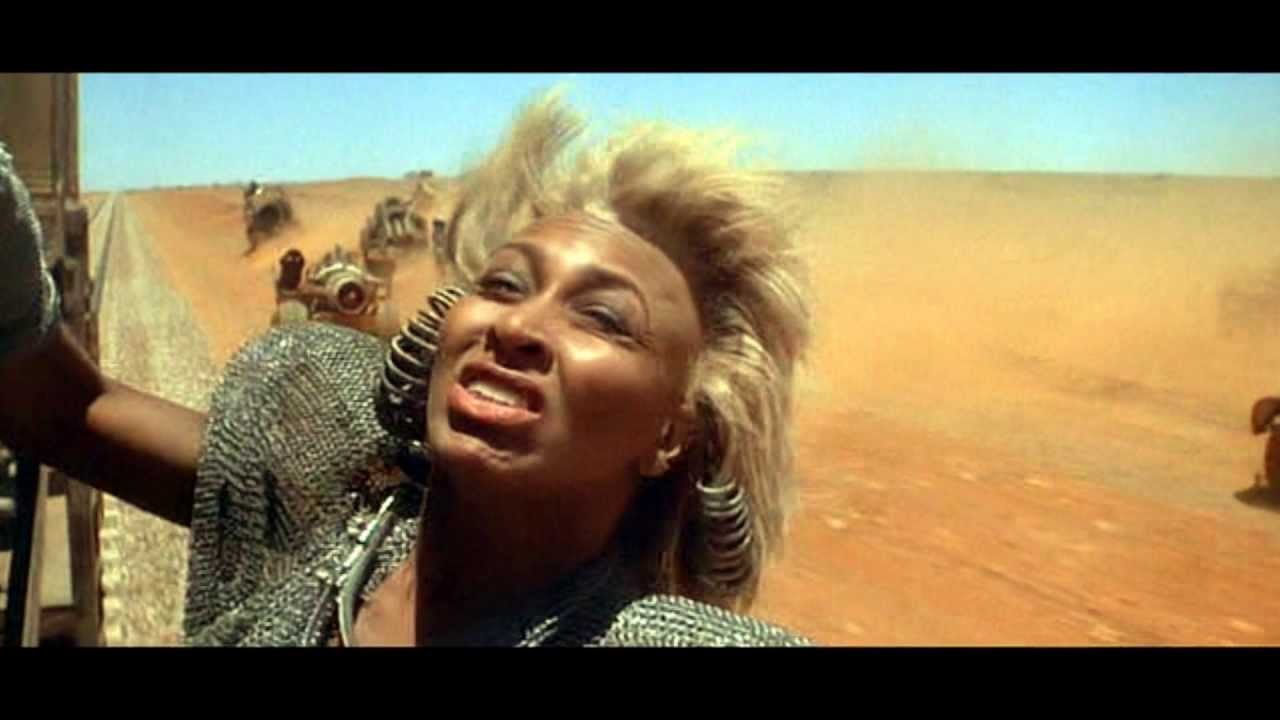 MAD MAX;BEYOND THUNDERDOME; O.S.T. 'ALT'-TITLE ...