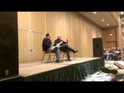 Peter Jurasik and Stephen Furst - Space City Con 2014 - Part 1 of 2