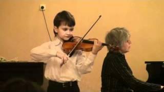"видео: H. WIENIAWSKI Mazurka Op. 19, № 2. / Венявский ""Деревенский скрипач"""