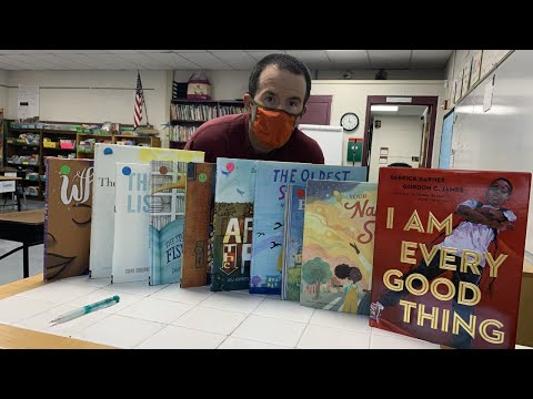 The First Ten Picture Books I Read My Students