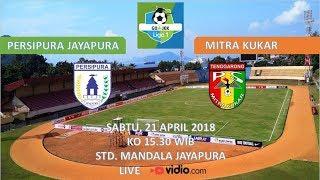 Download Video jadwal LIVE  Persipura vs Mitra Kukar (LINK CUPLIKAN GOAL di deskripsi) MP3 3GP MP4