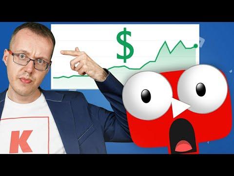 Как кризис, доллар и вирус влияют на YouTube?  Новости YouTube 18.03.2020
