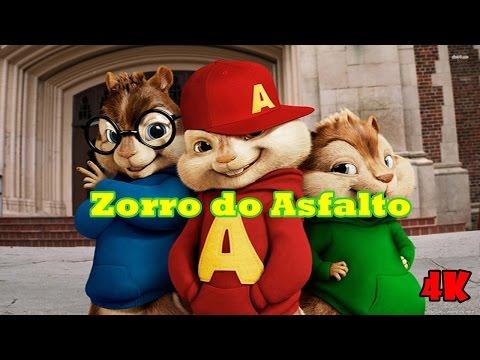 Alvin E Os Esquilos - Zorro Do Asfalto