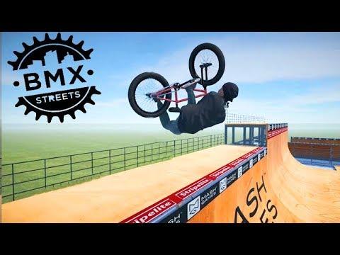 BMX STREET - MANDEI um MORTAL de BMX!!! #02