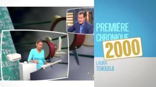 Video 2000 - La première chronique de Laura Tenoudji download MP3, 3GP, MP4, WEBM, AVI, FLV Mei 2017