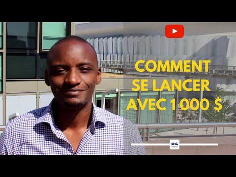 IMMOBILIER AU CONGO : comment se lancer avec 1000$ seulement ?