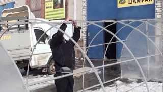 Сборка каркаса теплицы(, 2013-04-01T06:23:28.000Z)