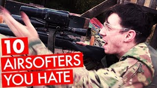 10 Kinds of Airsofters You Hate - Novritsch