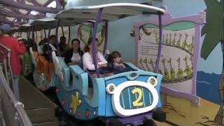 High in the Sky Seuss Trolly Train Ride