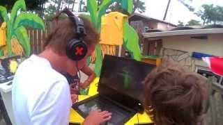 Neoxeo au Camping de la Dune de Pyla-sur-Mer | Air DJ Tour 2013