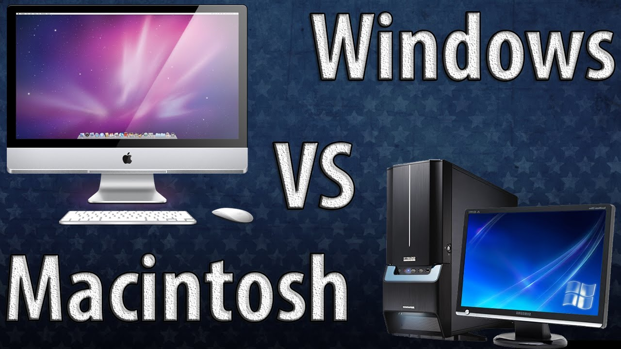 Why is Mac better than Windows?
