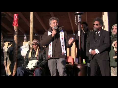 Standing Rock Interfaith Prayer Ceremony