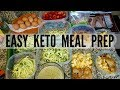 EASY KETO MEAL PREP FOR WEIGHT LOSS LOW CARB MEALS KEILA KETO mp3