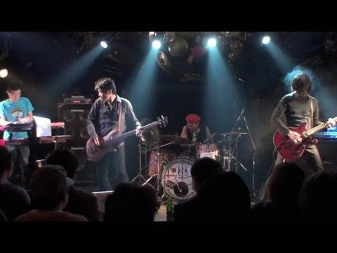 Happy Family Rock & Young 130427 at Silver Elephant Tokyo Japan