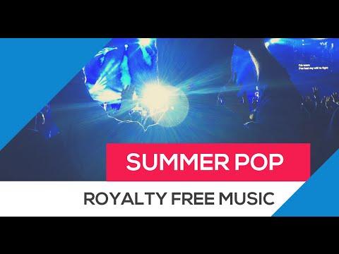 Royalty Free Pop Music (Instrumental Dance Music - AudioJungle)
