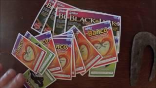 Jeux à Gratter FDJ: 10 BANCO & les BONUS BLACKJACK