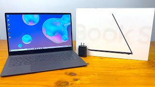 Samsung Galaxy Book S Unboxing & First Impressions!