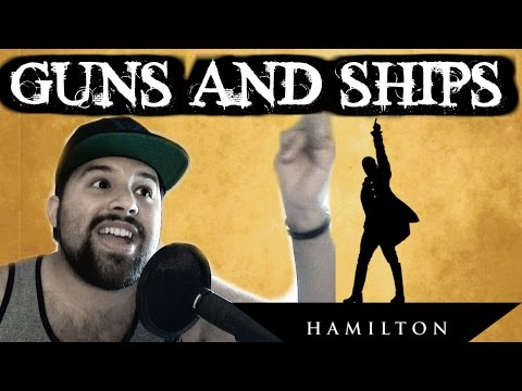 Guns and Ships - Caleb Hyles (from Hamilton)