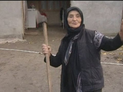 Russian Grandma Kills Wolf Axe is listed (or ranked) 7 on the list 7 Insane Viral Videos Starring Russians (Vol. 3)