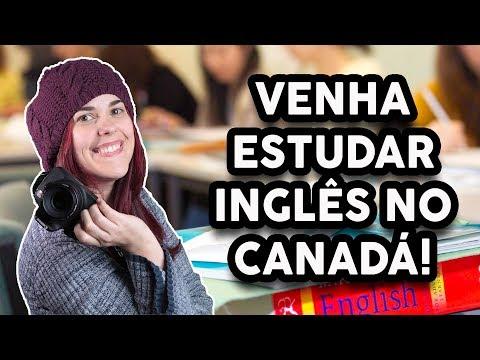 ESCOLA DE INGLÊS PARA VOCÊ VIR ESTUDAR NO CANADÁ